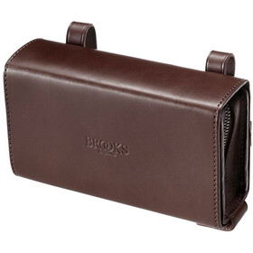 Brooks D-Shaped Saddle Bag brown